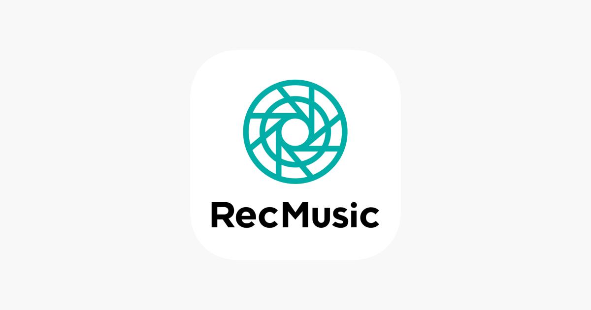 RecMusic 無料体験の登録と解約・退会方法を解説