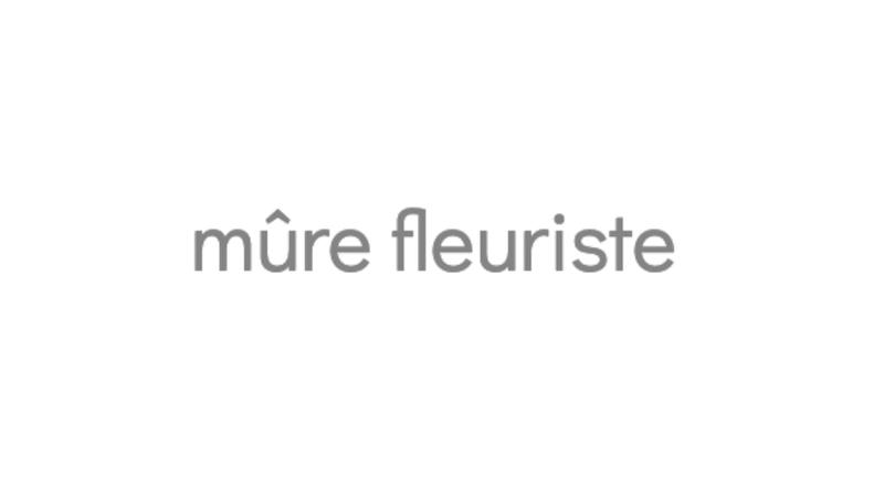 mûre fleuriste お花の定期便